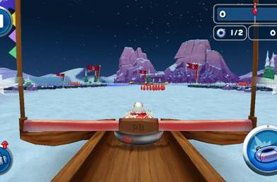 Popular pin-toppler game Polar Bowler lands on iOS