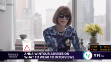 Anna Wintour advises on what to wear to interviews