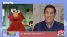 CNN and Sesame Street host town hall to teach kids (and their parents) about COVID-19