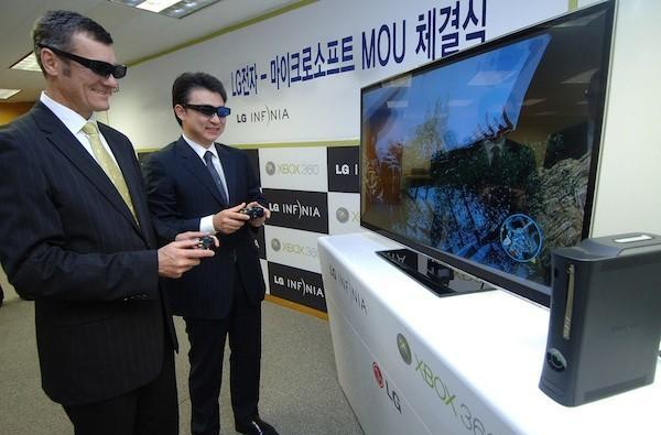 LG's 'Dual Play' TVs let gamers share a single screen, different perspective