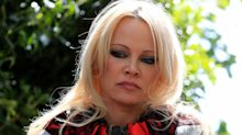 Pamela Anderson calls Julian Assange the 'world's most innocent man' after visiting WikiLeaks founder in prison
