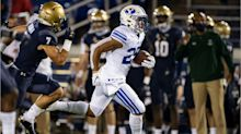 Navy gives up more rushing yards in first half vs BYU than any game in 2019