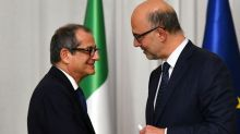 Italy tells EU it will control deficit, stick to big-spending budget