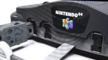 流出圖片?任天堂N64 mini現身