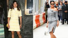 Priyanka Chopra Proves Clear Accessories Are a Must-Have This Spring: Shop the Look Now!