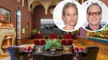 Bridget Fonda, Danny Elfman List Back-to-Back Historic Mansions