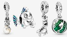 Calling all Disney fans: Pandora's launched a Little Mermaid collection