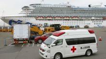 Crecen los casos en el crucero en Japón, y EE.UU. hará repatriaciones