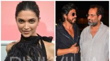 Deepika Padukone opts out of Shah Rukh Khan-Aanand L. Rai's film due to delay in Padmavati