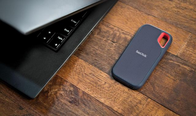 Engadget giveaway: Win a SanDisk Extreme 2TB portable SSD!