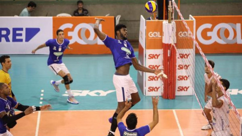 Sada Cruzeiro está a uma vitória das semifinais da Superliga