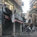 Lebanon explosion: Video shows destruction throughout Beirut