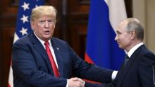 Trump, Putin discuss election interference at joint news conference