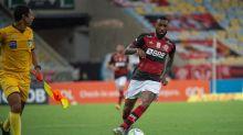 Maior driblador do Flamengo, Gerson se destaca em nova função e deixa Domènec 'encantado'