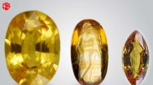 Astrological benefits of Yellow Sapphire