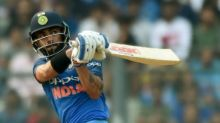 Kohli century fires India to 280-8 against New Zealand