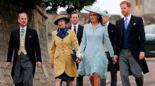 Prinz Harry besucht die königliche Hochzeit ohne Meghan Markle