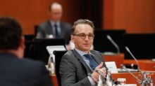 German foreign minister urges EU to use clear language towards Russia