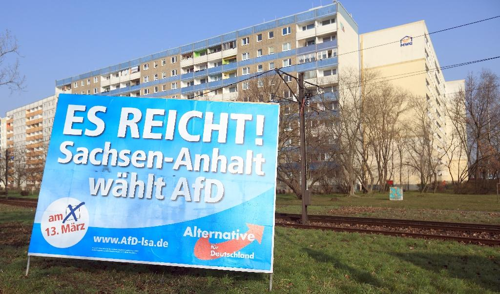 AfD success smashes right-wing populism taboo in Germany