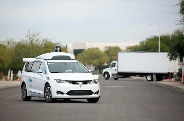 Waymo goes dark except for fully driverless rides