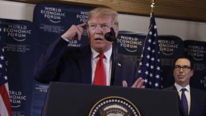 Trump downplays soldiers' head injuries in Iraq attacks