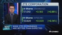 ZTE: This could be a potential downside