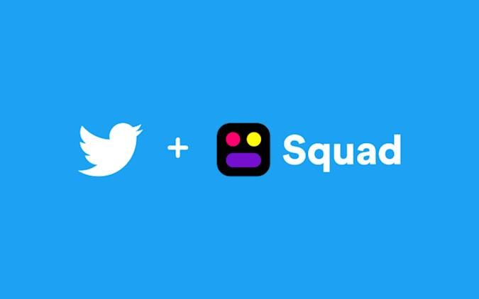 Twitter and Squad