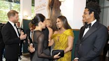 Alert the Beyhive! Meghan Markle and Beyoncé Just Met at Lion King Premiere: See the Photos