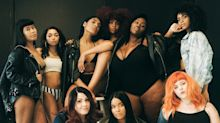 Plus-size model responds to haters with body-positive campaign #becauseitsMYbody