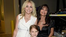 Britney Spears's Family Supports Her Big Billboard Music Awards 2016 Performance