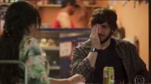 'Amor de Mãe': Chay Suede emociona em cena com Regina Casé