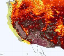 Historic heat wave in West intensifies in California, wildfire dangers increase