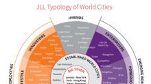 JLL rethinks global city competitiveness for the future