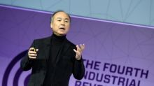 SoftBank-Saudi high-tech Vision fund raises $93bn