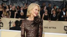 Nicole Kidman goes old Hollywood glam at 2018 SAG Awards