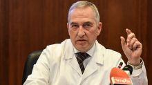 """Francesco Vaia: """"I medici di base come i vigili: visitino i pazienti prima di mandarli a fare il tampone"""""""