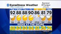 Kate Bilo's Latest Forecast (September 1, 2014)
