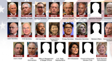 Trump's Cabinet is shaping up to be one of the whitest in recent history