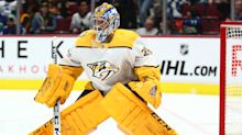 Predators' Juuse Saros has earned starting role over Pekka Rinne