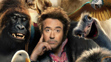Robert Downey Jr. is the ultimate animal whisperer in first trailer for 'Dolittle'