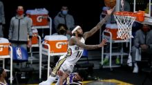 Brandon Ingram shows Lakers he isn't same player they traded away