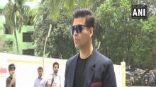 After NCB detains producer Kshitij Prasad, Karan Johar says 'not Dharma Productions employee'