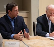 Biden responds to criticism from Gov. Ron DeSantis: 'Governor who?'