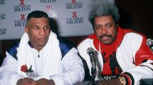 Tyson reignites feud with furious act towards Don King