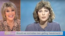 Loose Women Producers Surprise Ruth Langsford With Incredible Throwback Clip From Her First TV Job