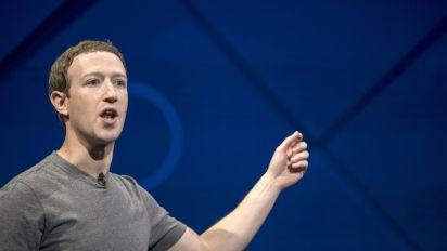 Facebook critics assail CEO Zuckerberg
