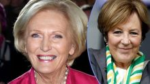 Mary Berry claims she has the edge on Delia Smith because she's a mum