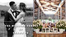 旅行結婚好選擇:余文樂澳洲婚禮場地曝光,田園風格清新又溫馨