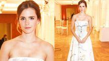 「貝兒公主」駕到!Emma Watson 獲選為「年度傑出女性」,穿上的美裙是來自⋯⋯?