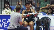 Racha de Osaka llega a su fin con derrota ante Pliskova